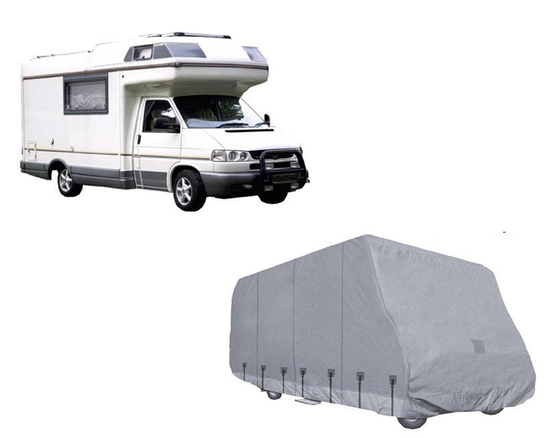 Prelata auto, husa exterioara Autorulota Caravan L 650x238x220 cm