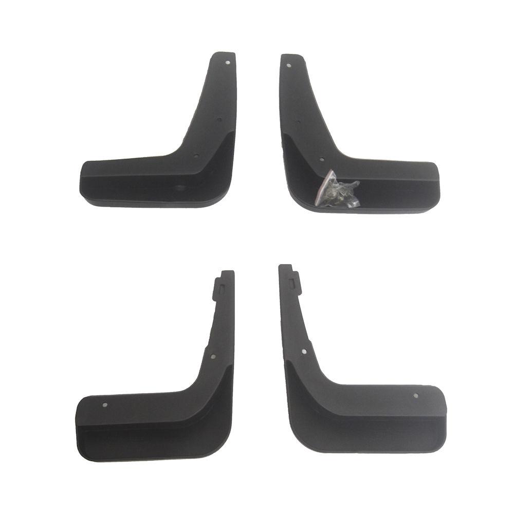 Set aparatori noroi Citroen C4 Hatchback 2013- Fata si Spate, 4 buc.
