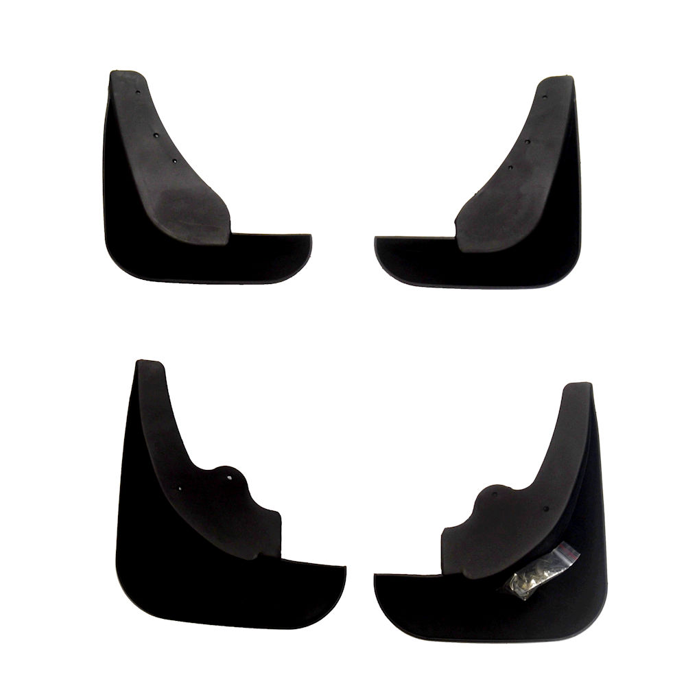Set aparatori noroi Ford Focus 2 Hatchback / Sedan 2003-2008, fata si spate , 4 buc.