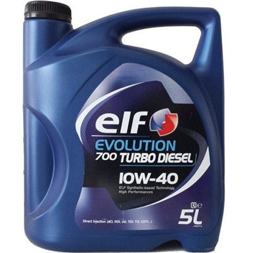 Ulei motor Elf Evolution 700 Turbo Diesel 10W40 5 litri