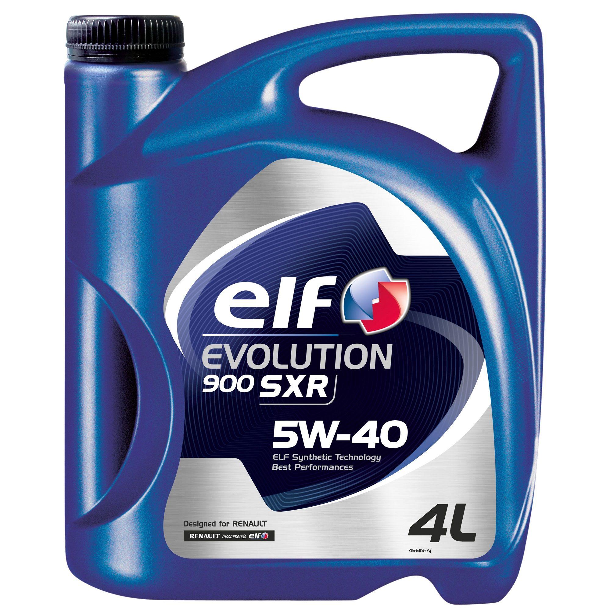 Ulei motor Elf Evolution 900 SXR 5W40 4 litri