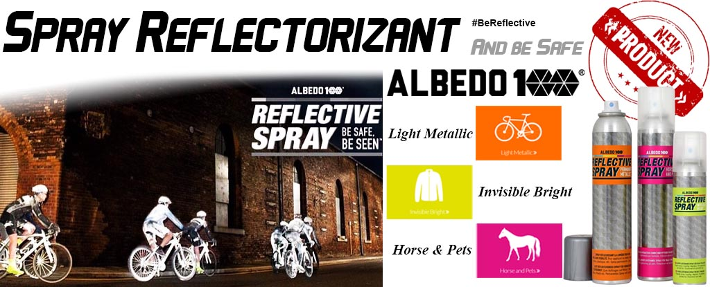 Albedo100 Spray reflectorizant